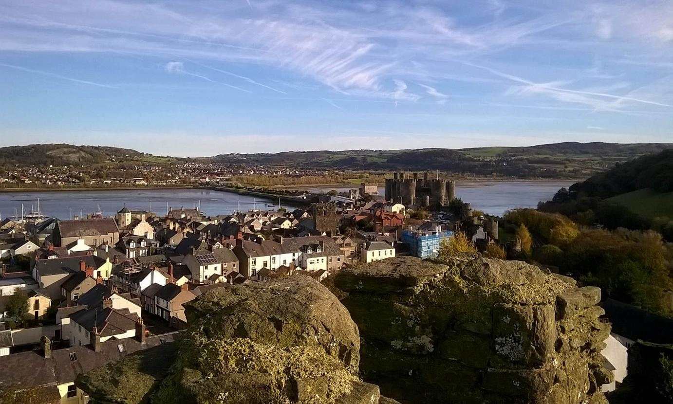 Conwy and Conwy Castle
